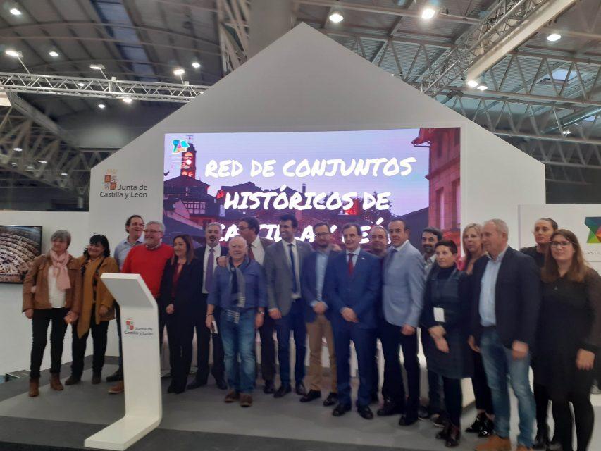 La Red de Conjuntos Históricos de Castilla y León se presenta mañana en FITUR