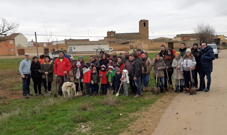 Villamayor inicia el año en clave medioamebiental