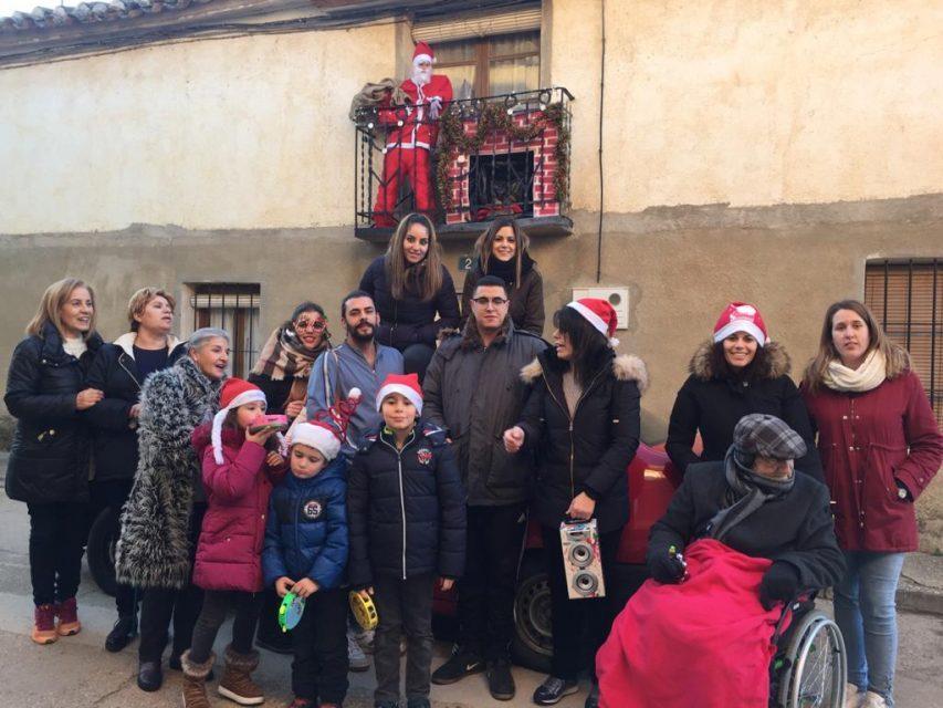 Éxito de participación en la I Muestra de decoración navideña de Morales de Campos