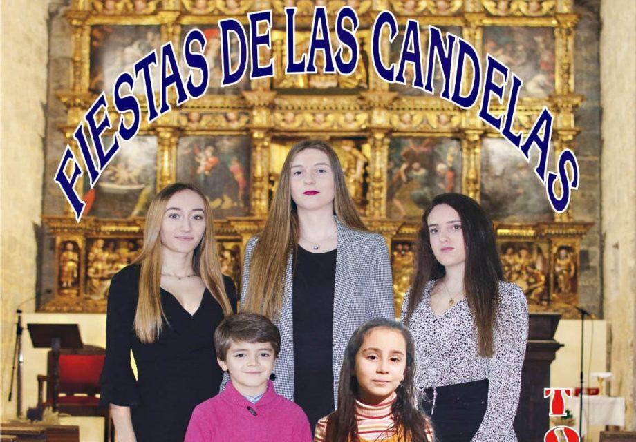 Todo listo para cuatro días de fiesta en honor de la Virgen de las Candelas de Tordehumos