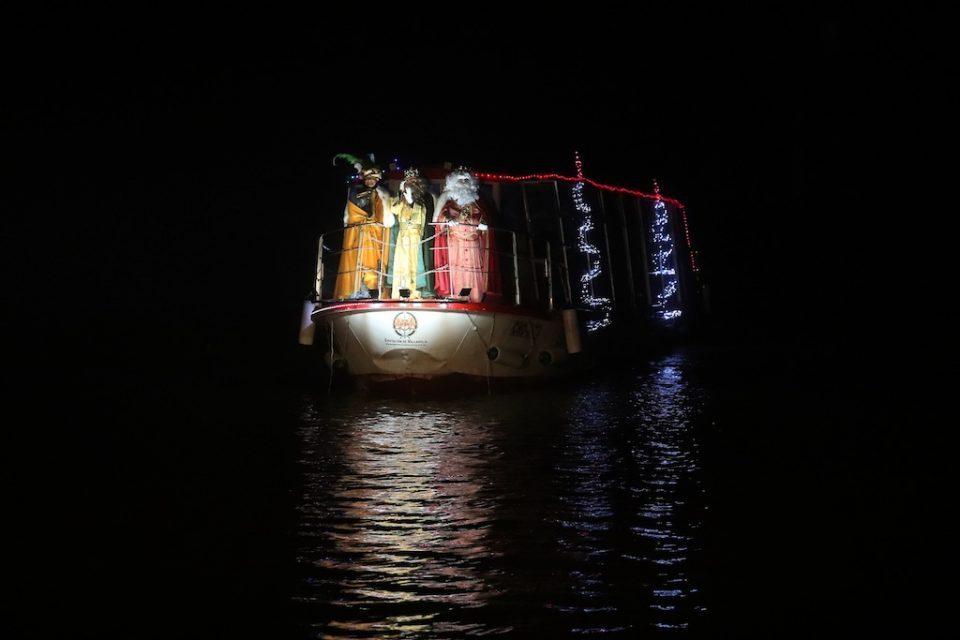 Galería fotográfica de la Cabalgata de Reyes Magos en Rioseco