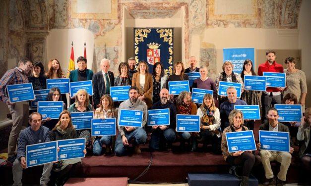 UNICEF reconoce al IES Tierra de Campos como referente en Derechos de la Infancia y Ciudadanía Global