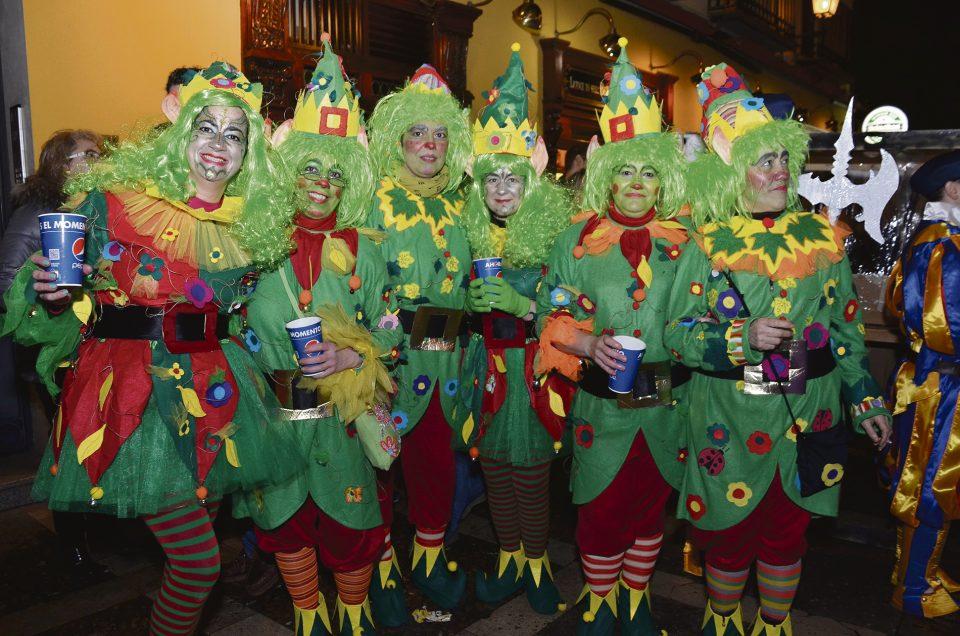 El Carnaval de Rioseco llega con cuatro días de fiesta y repartirá grandes premios
