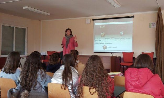 El IES Tierra de Campos celebra el Día Internacional de la Mujer y la Niña en Ciencia