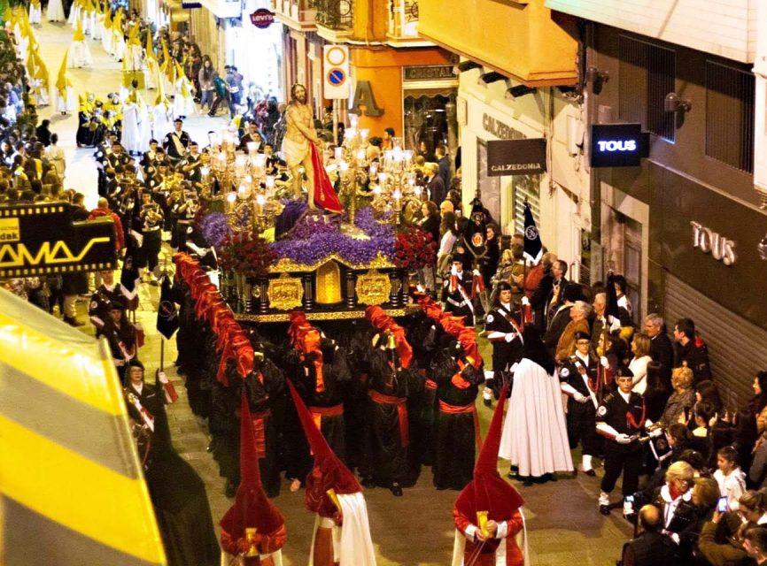 Ferrol presenta el sábado su Semana Santa en Medina de Rioseco