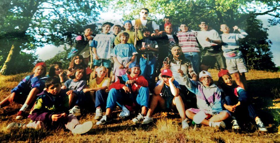 Campamento en Palazuelo de VEdija