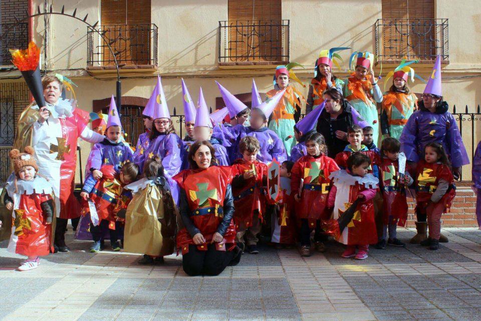 San Pedro de Latarce celebra este sábado su Carnaval a ritmo de salsa