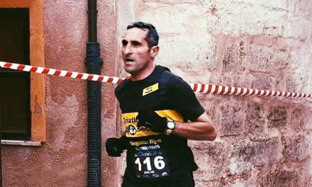 Óscar De Castro, noveno en la Media Maratón de Toro