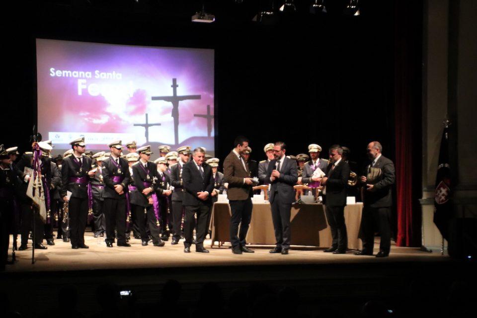 La Semana Santa de Ferrol se presenta en Rioseco