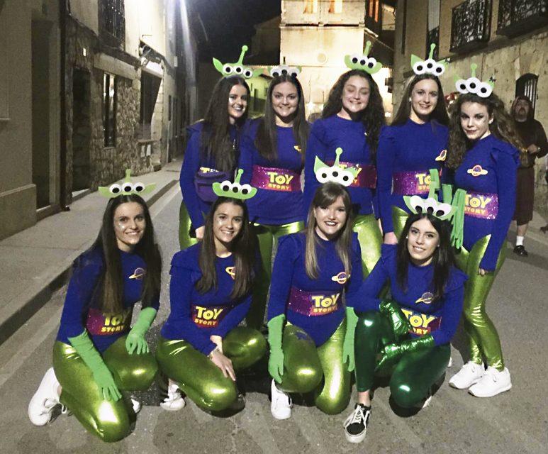 Cinco establecimientos organizan el concurso de Carnaval de Villabrágima