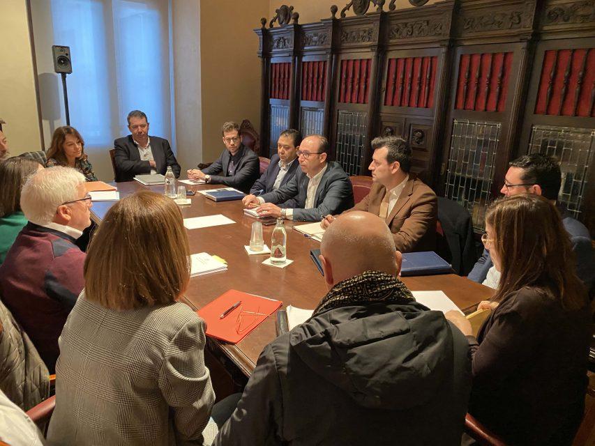 La Diputación suspende por el Coronavirus los Juegos Escolares, Campeonatos Provinciales y las Cinco Leguas