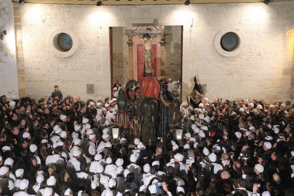 Rioseco presenta su Semana Santa en Mérida y Plasencia los días 4 y 5 de marzo