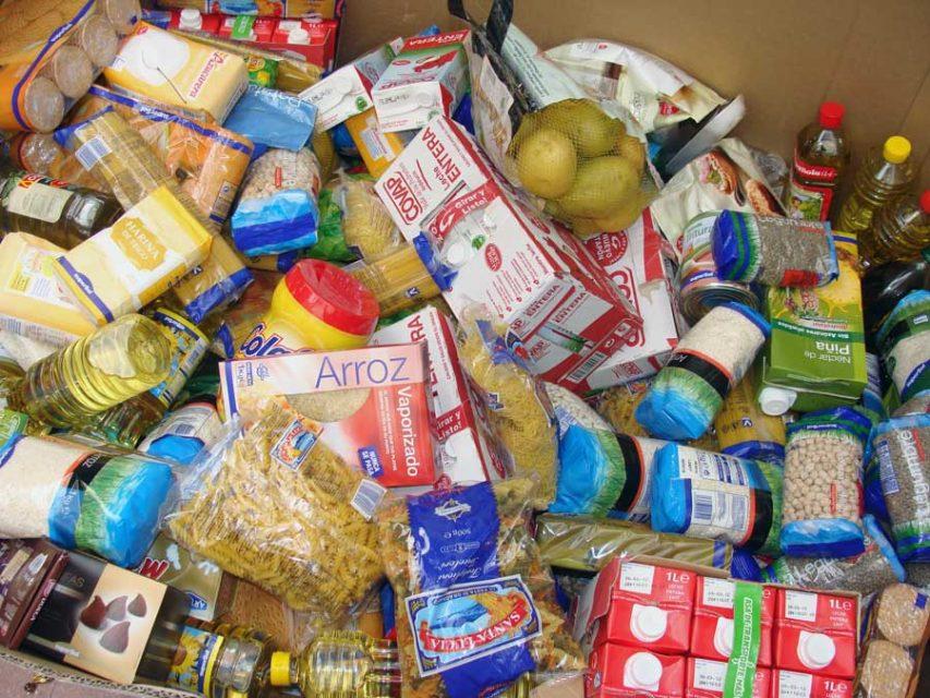 La Diputación de Valladolid garantiza el suministro de alimentos y productos de primera necesidad en todos los municipios de la provincia
