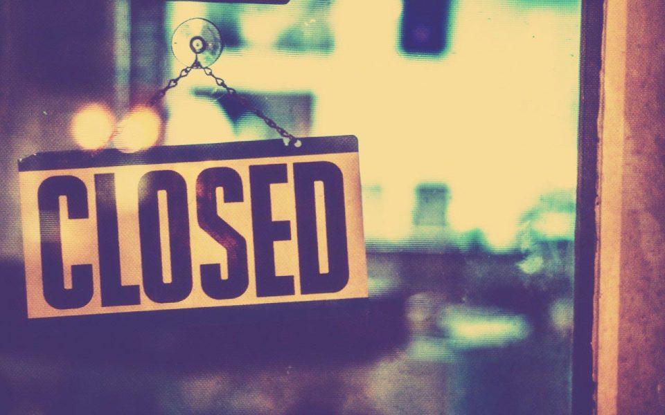La Junta recomienda el cierre de los negocios de carácter comercial y ocio