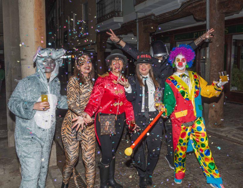 Carnaval 2020 en Medina de Rioseco. Galería fotográfica