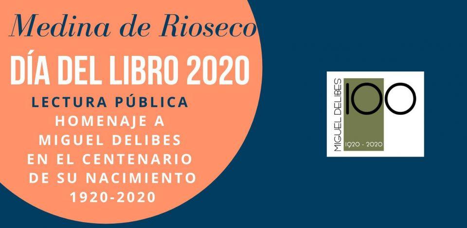 Rioseco celebrará el 23 de abril el Día del Libro con una lectura virtual de fragmentos de las obras de Miguel Delibes