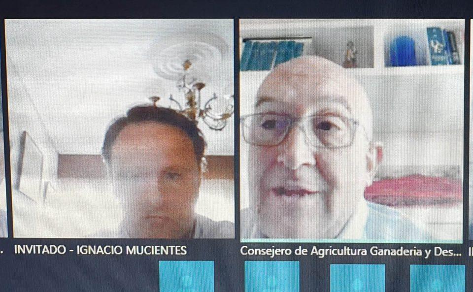 La Junta reconoce el trabajo de los ingenieros agrónomos en la crisis del Covid-19