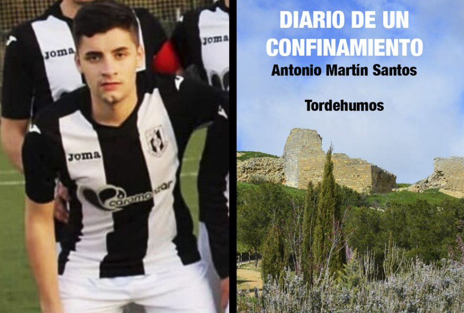Antonio Martín Santos (Tordehumos): «Los pueblos tenemos un gran porcentaje de población en riesgo y hay que ser prudentes»