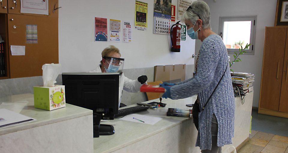 La Biblioteca de Rioseco inicia su desescalada