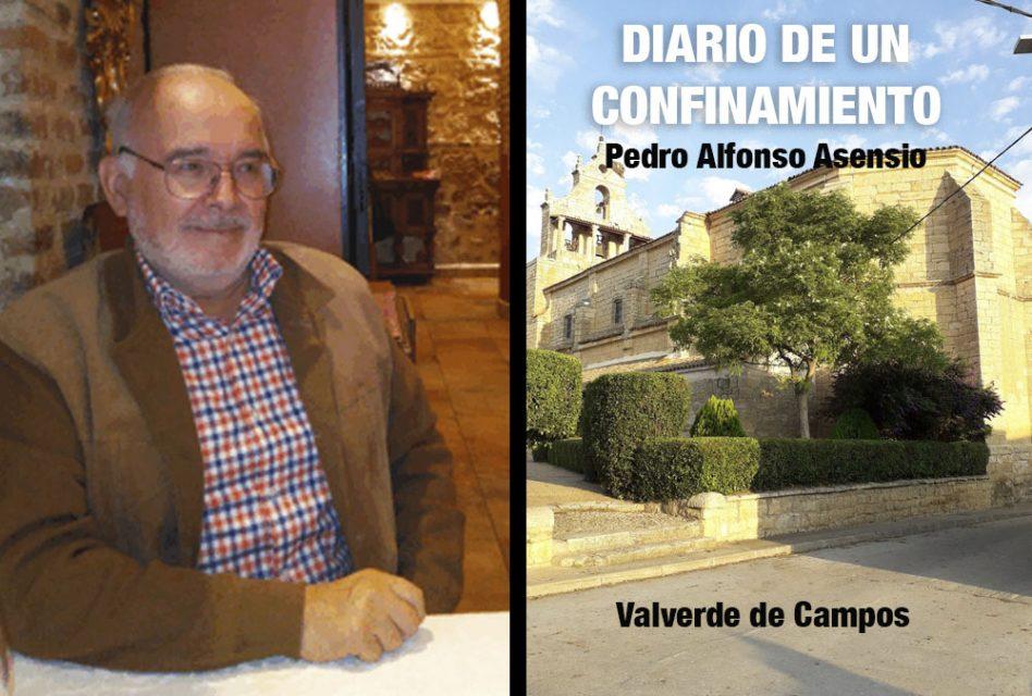 Pedro Alfonso Asensio (Valverde de Campos): «Hemos superado el impacto del principio desde el convencimiento de que estamos contribuyendo a la lucha contra la pandemia»
