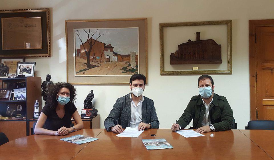 Ayuntamiento de Rioseco y Aempryc lanzan una nueva campaña de bonos descuento