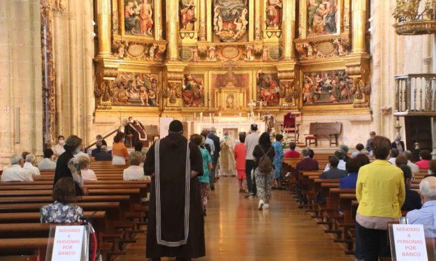 Rioseco celebra la misa de San Juan, único acto oficial de fiestas