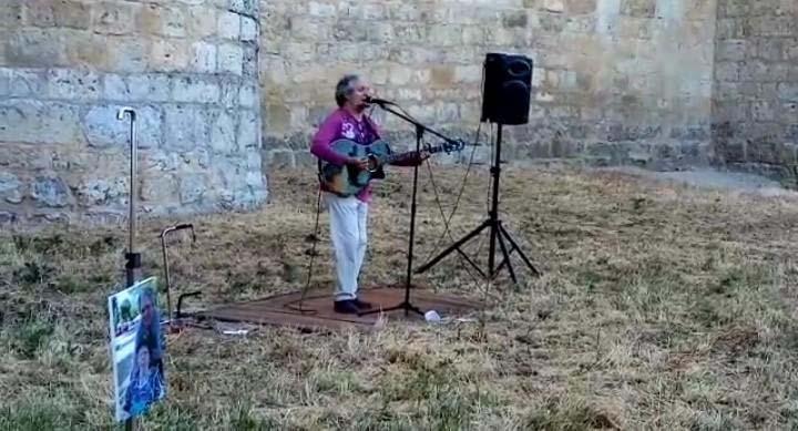 Montealegre celebra el Día de la Música con un concierto de José Alonso