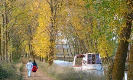 El Tren del Canal de Castilla vuelve a circular entre Madrid y Valladolid