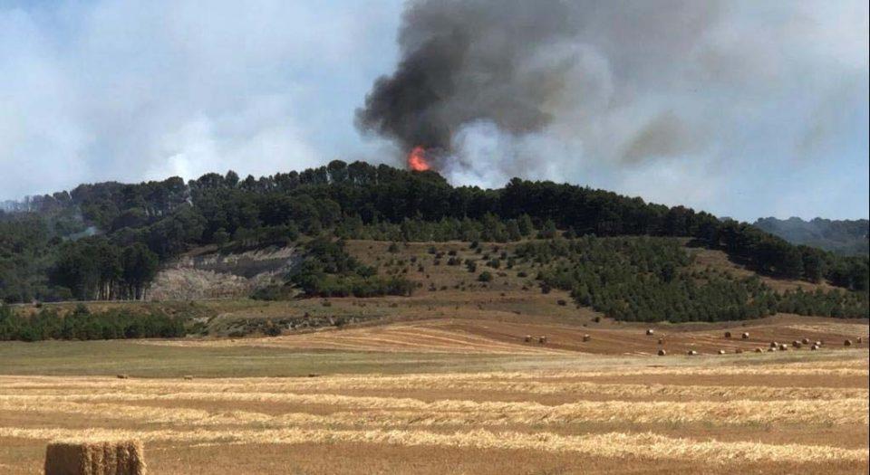 La Junta declara alarma de riesgo de incendios forestales por causas meteorológicas los días 30 y 31 de julio, y alerta el 1 de agosto en toda la Comunidad