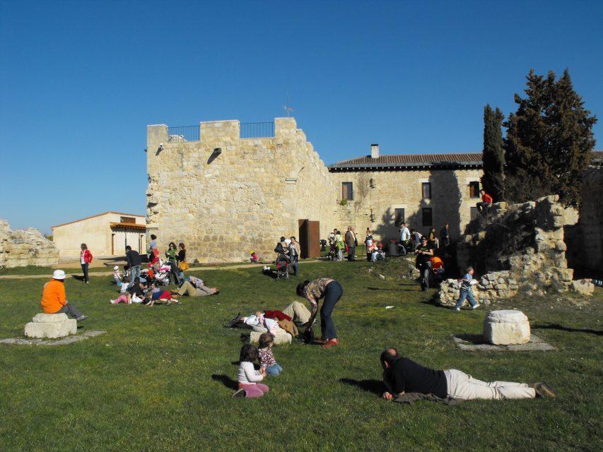 Los monjes cistercienses mostrarán este sábado cómo era su vida en el Monasterio de Matallana