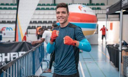 Miguel Cuadrado: «No veo más allá de estar en las próximas Olimpiadas»