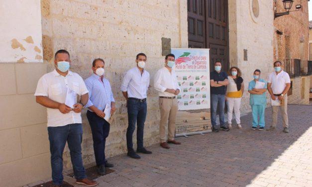 Los fondos 'LEADER' continúan apoyando la creación de empresas en Campos y Torozos