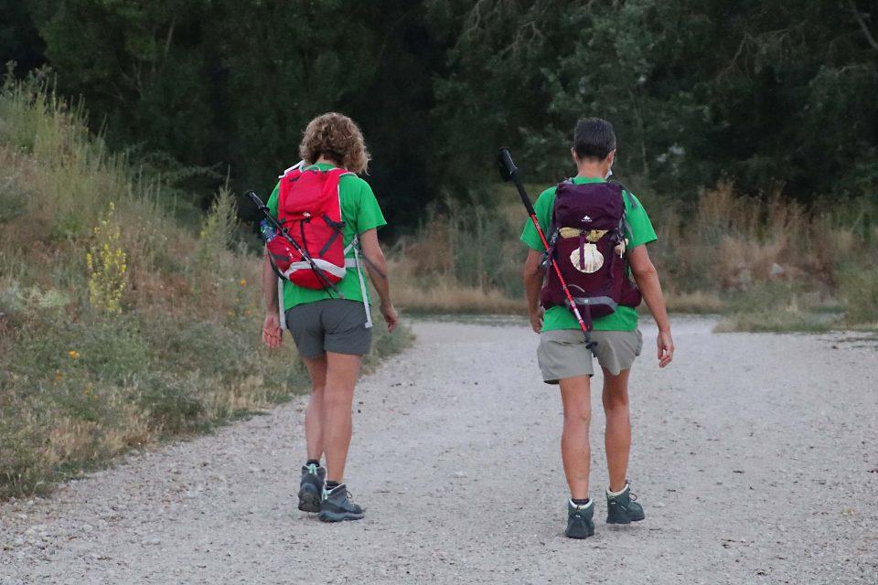 Los ocho Ayuntamientos vallisoletanos por los que pasa el Camino de Santiago en la zona podrán acceder a las ayudas para mejorar sus vías de peregrinación hasta el 26 de agosto