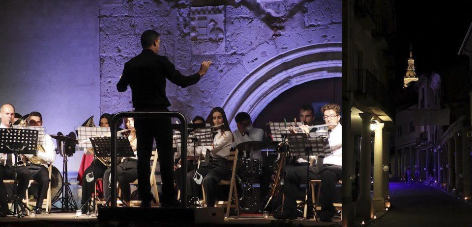 Rioseco homenajea al desaparecido Morricone en concierto de película