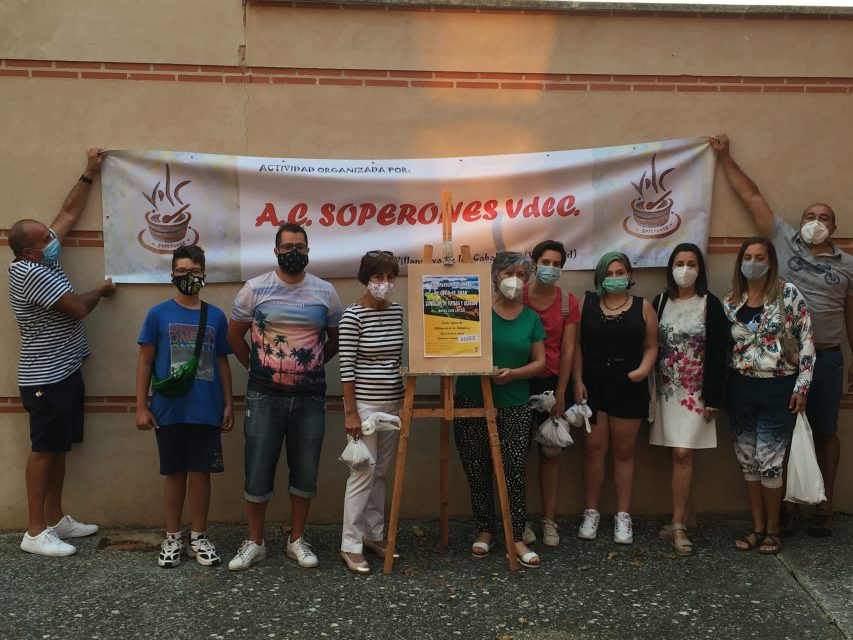 La última exposición de Maribel Calvo reúne pinturas realizadas durante el confinamiento