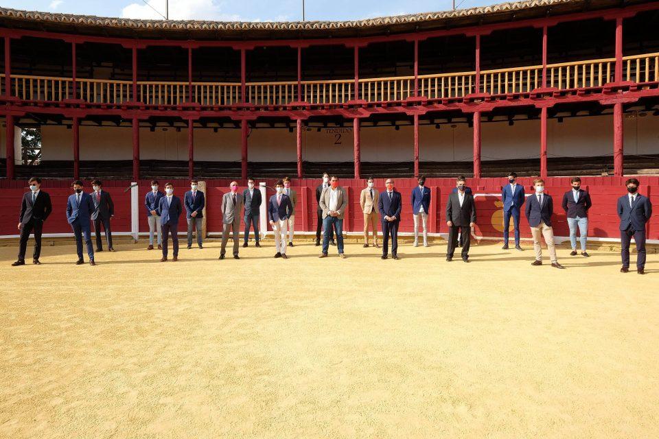 Dos alumnos de la Escuela Taurina de Rioseco estarán en el Circuito de Novilladas de Castilla y León
