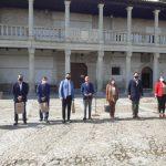 La Red de Conjuntos Históricos de Castilla y León apoya a Madrigal de las Altas Torres en su declaración como Bien de Interés Cultural