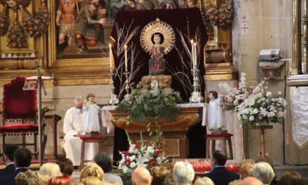 Castilviejo, sin procesión ni danzas tradicionales