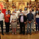 Santa María acoge la misa del Cristo de Castilviejo