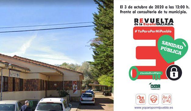 Movilización a favor de la Sanidad Rural el próximo 3 de octubre