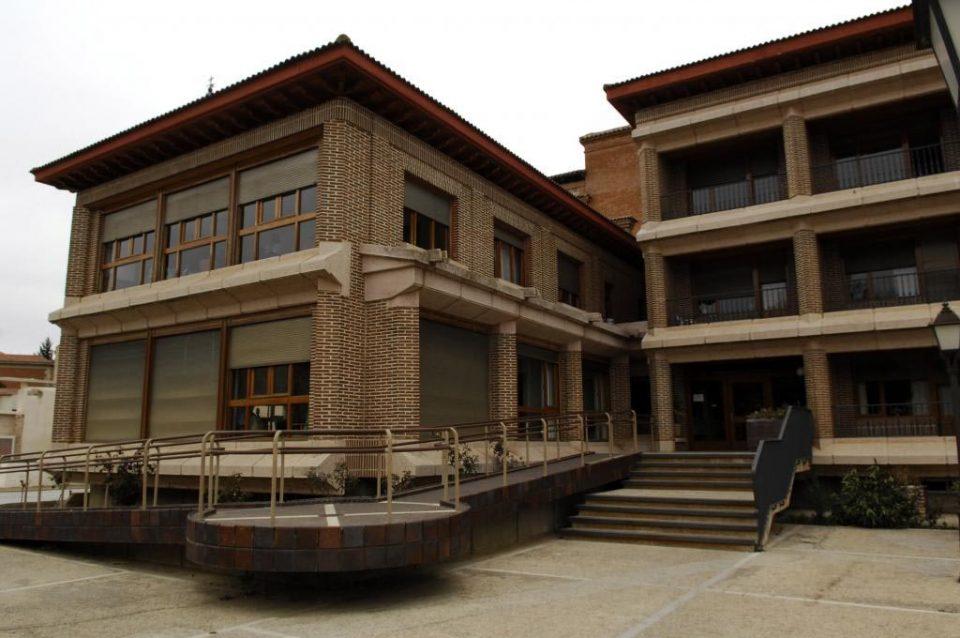 La Residencia Sancti Spíritus y Santa Ana reanuda las visitas a partir de mañana