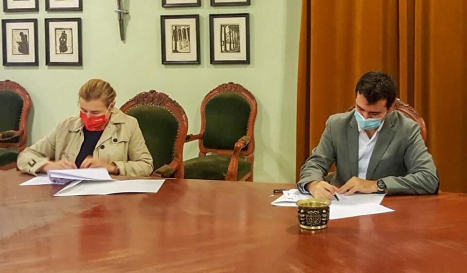 El Ayuntamiento de Medina de Rioseco y Cruz Roja, comprometidos con la vulnerabilidad