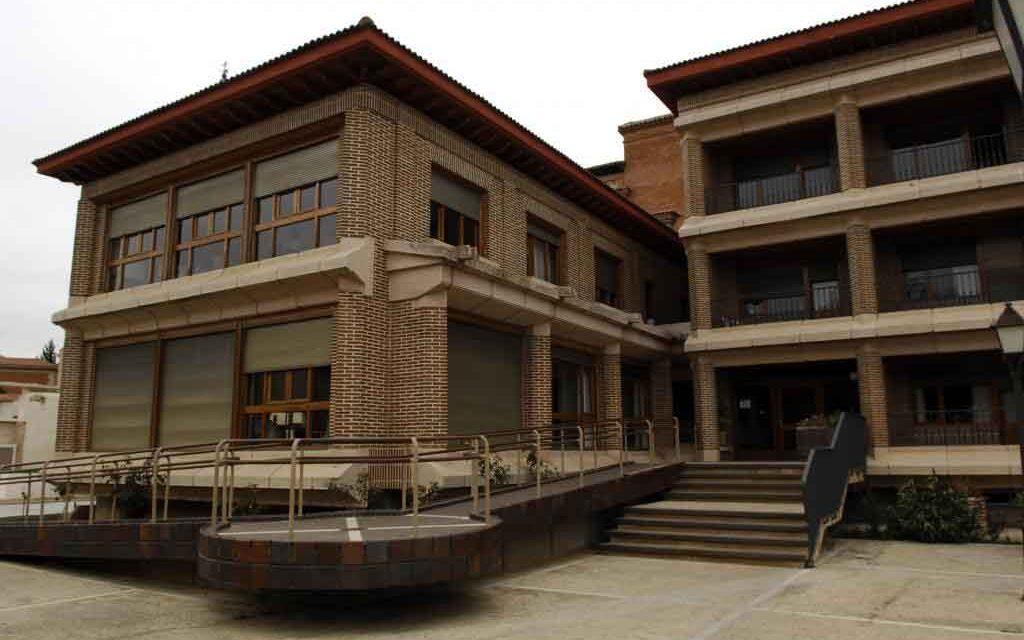 32 residentes y ocho trabajadoras con PCR positivo en la Residencia de Rioseco