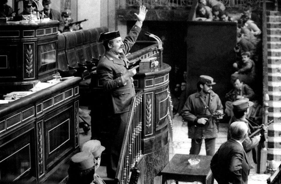 La última vez que se adoptó el toque de queda en España fue durante el golpe de Estado de 1981
