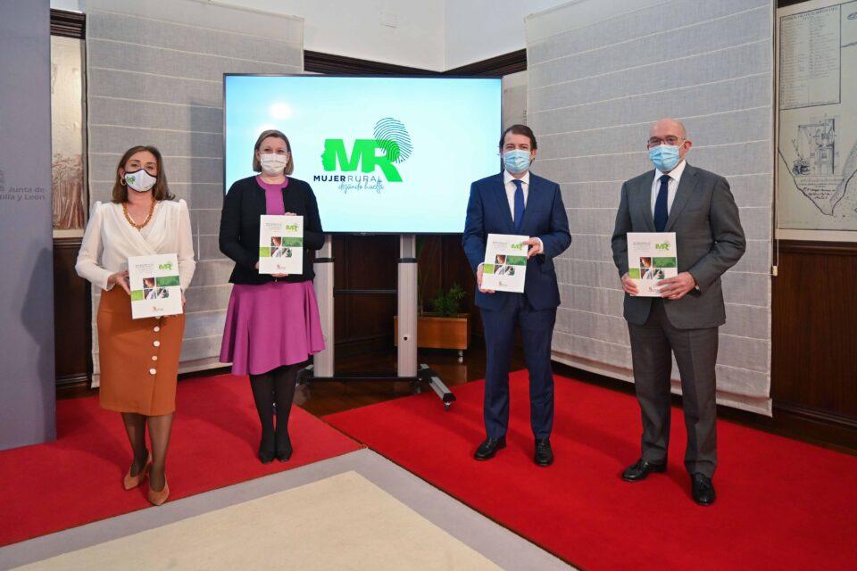 La Estrategia de Emprendimiento de la Mujer Rural movilizará 50 millones de euros entre 2021 y 2023