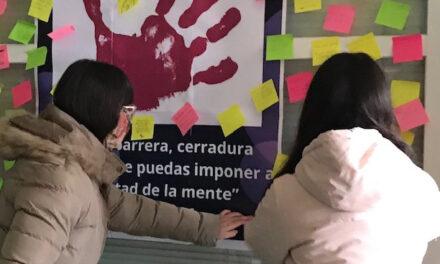 IES Tierra de Campos celebra el Día Internacional de la lucha contra la Violencia de Género