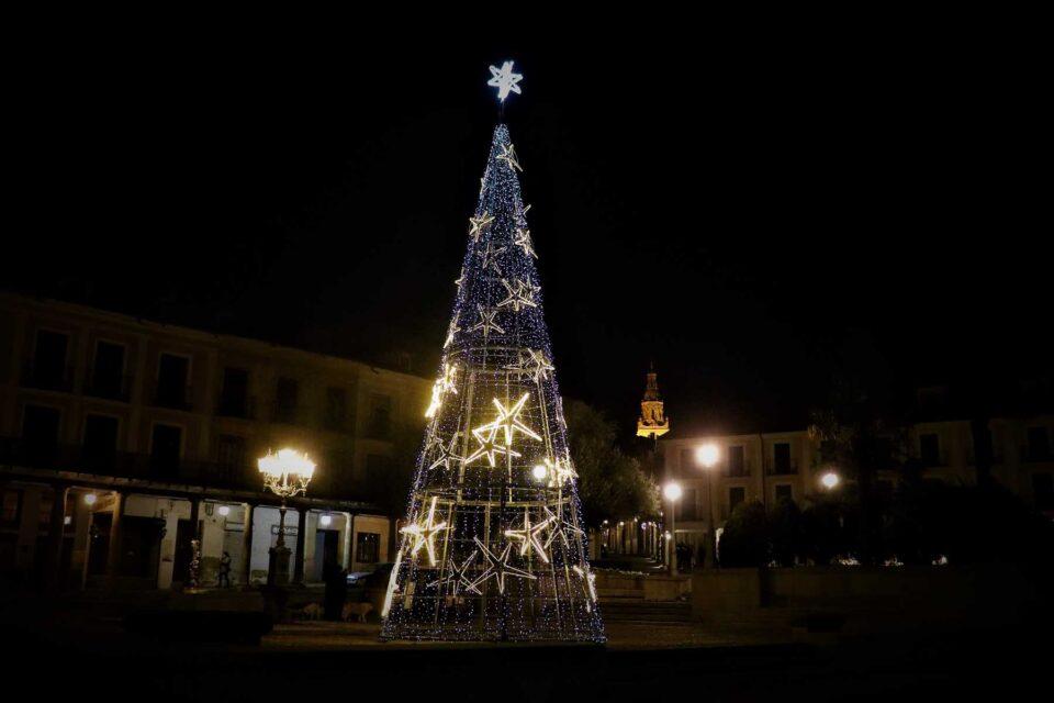 Rioseco presenta su programa de Navidad con cerca de una veintena de actividades