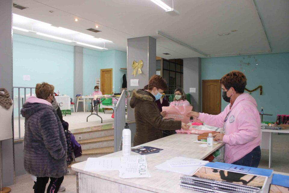 El Rastrillo Solidario de Rioseco cambia de lugar pero no de espíritu