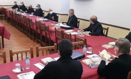 Los arzobispos y obispos muestran su rechazo a la limitación del aforo a 25 personas
