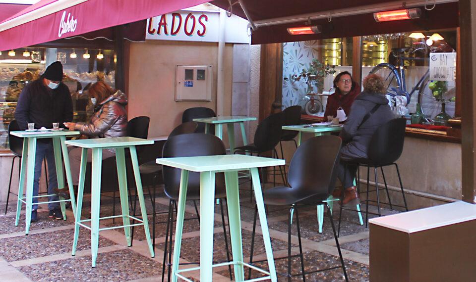 La hostelería del territorio, «resignada» tras un nuevo «cierre encubierto»